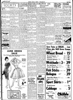 Hope Star from Hope, Arkansas on June 12, 1961 · Page 3