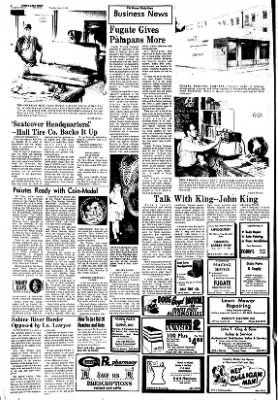 Pampa Daily News from Pampa, Texas on June 13, 1972 · Page 4