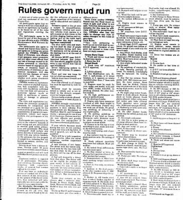 Ironwood Daily Globe from Ironwood, Michigan on June 18, 1998 · Page 22