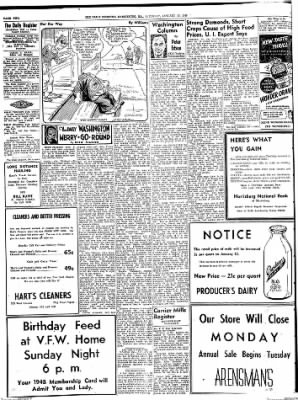 The Daily Register from Harrisburg, Illinois on January 10, 1948 · Page 2
