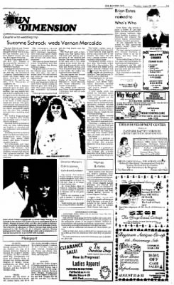 The Baytown Sun from Baytown, Texas on August 20, 1987 · Page 7