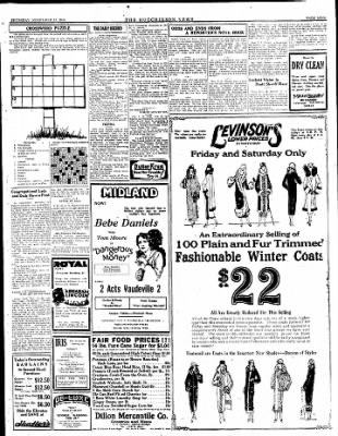 The Hutchinson News from Hutchinson, Kansas on November 13, 1924 · Page 9