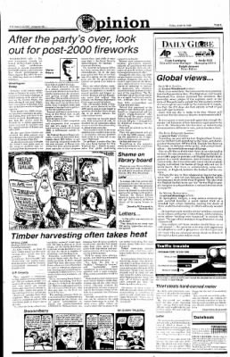 Ironwood Daily Globe from Ironwood, Michigan on June 19, 1998 · Page 3