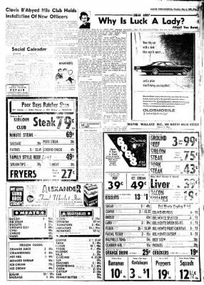 Clovis News-Journal from Clovis, New Mexico on May 4, 1965 · Page 3