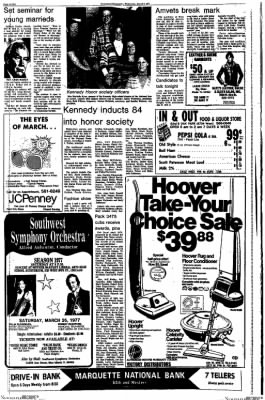 Southend Reporter from Chicago, Illinois on March 10, 1977 · Page 16