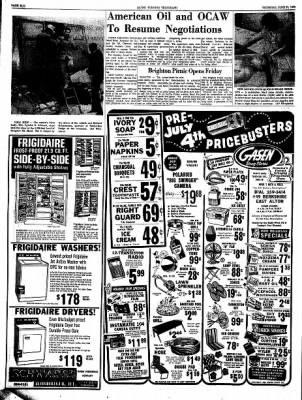 Alton Evening Telegraph from Alton, Illinois on June 27, 1968 · Page 22