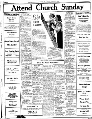 The Daily Register from Harrisburg, Illinois on January 10, 1948 · Page 6