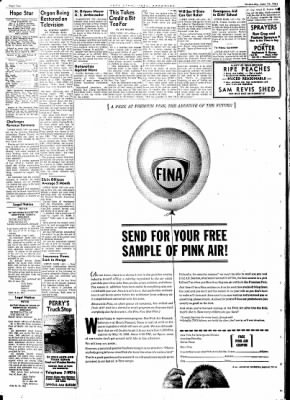 Hope Star from Hope, Arkansas on June 14, 1961 · Page 2