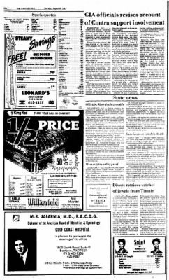 The Baytown Sun from Baytown, Texas on August 20, 1987 · Page 12