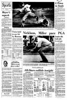 Arizona Republic from Phoenix, Arizona on August 14, 1970 · Page 83