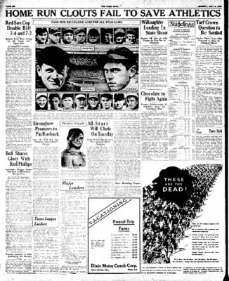 The Paris News from Paris, Texas on July 9, 1934 · Page 6