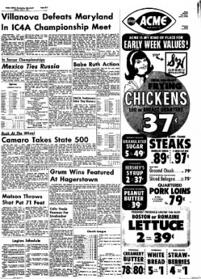 The News from Frederick, Maryland on June 1, 1970 · Page 15