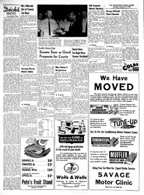 The Wellington Leader from Wellington, Texas on February 13, 1964 · Page 12