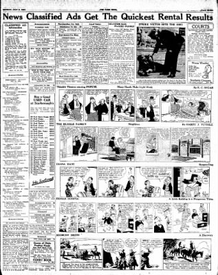 The Paris News from Paris, Texas on July 9, 1934 · Page 7