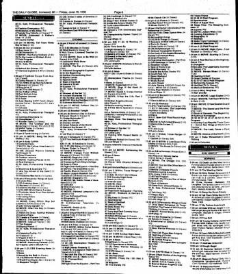 Ironwood Daily Globe from Ironwood, Michigan on June 19, 1998 · Page 11
