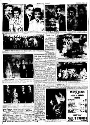 Alton Evening Telegraph from Alton, Illinois on April 16, 1953 · Page 8