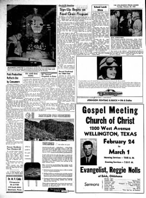 The Wellington Leader from Wellington, Texas on February 20, 1964 · Page 2