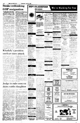 The Baytown Sun from Baytown, Texas on April 23, 1986 · Page 28