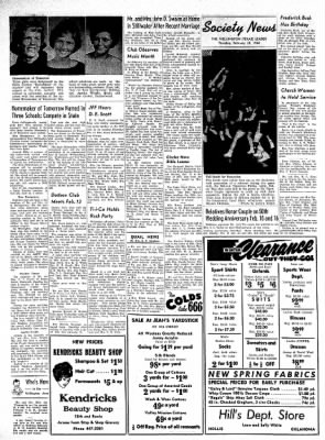 The Wellington Leader from Wellington, Texas on February 20, 1964 · Page 4