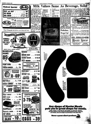 Alton Evening Telegraph from Alton, Illinois on June 27, 1968 · Page 31
