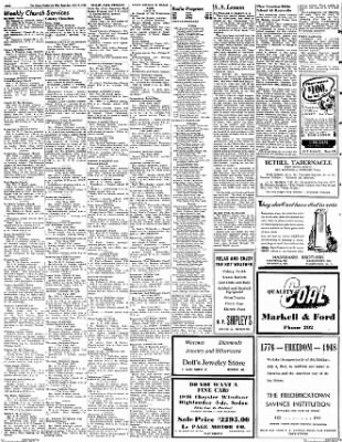 The News from Frederick, Maryland on July 3, 1948 · Page 2