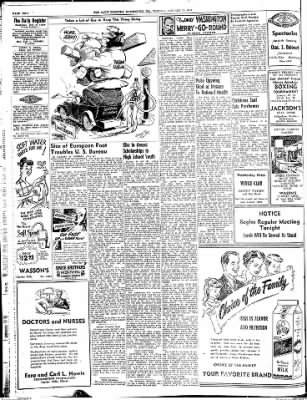 The Daily Register from Harrisburg, Illinois on January 13, 1948 · Page 2