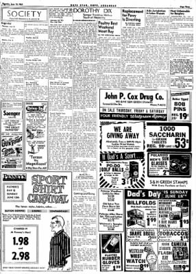 Hope Star from Hope, Arkansas on June 15, 1961 · Page 3