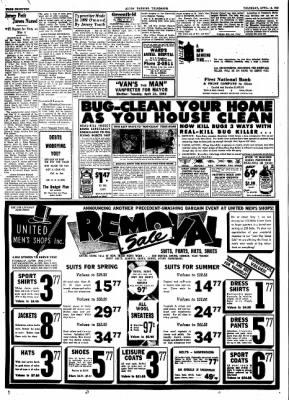Alton Evening Telegraph from Alton, Illinois on April 16, 1953 · Page 13