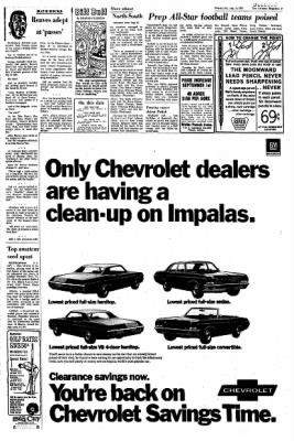 Arizona Republic from Phoenix, Arizona on August 14, 1970 · Page 91