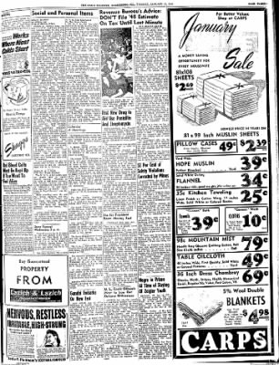 The Daily Register from Harrisburg, Illinois on January 13, 1948 · Page 3
