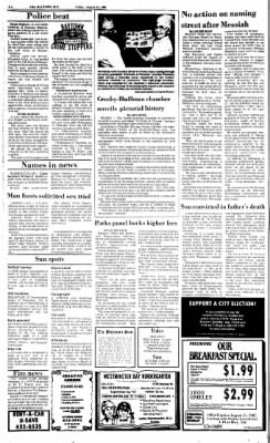 The Baytown Sun from Baytown, Texas on August 21, 1987 · Page 2
