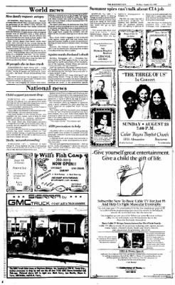 The Baytown Sun from Baytown, Texas on August 21, 1987 · Page 3