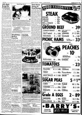 Hope Star from Hope, Arkansas on June 15, 1961 · Page 10