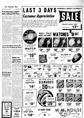 The Baytown Sun from Baytown, Texas on March 22, 1956 · Page 9