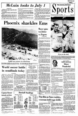 Arizona Republic from Phoenix, Arizona on June 17, 1970 · Page 80