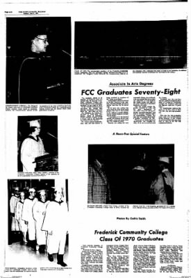 The News from Frederick, Maryland on June 2, 1970 · Page 6