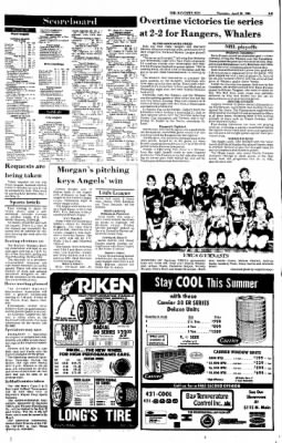 The Baytown Sun from Baytown, Texas on April 24, 1986 · Page 15
