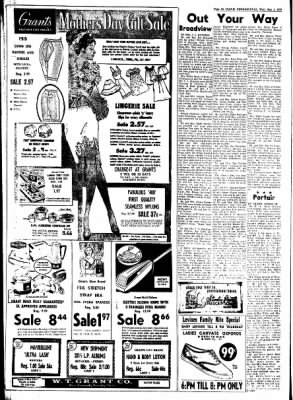 Clovis News-Journal from Clovis, New Mexico on May 5, 1965 · Page 16