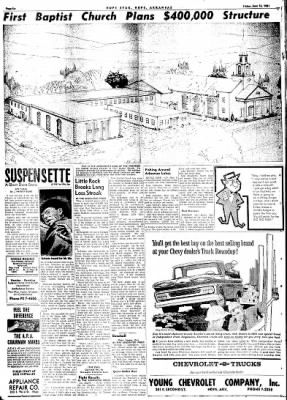 Hope Star from Hope, Arkansas on June 16, 1961 · Page 6