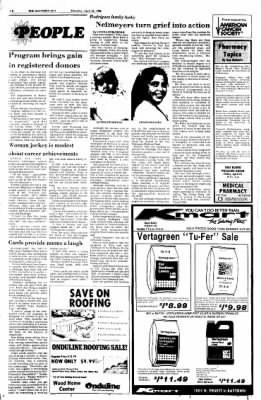 The Baytown Sun from Baytown, Texas on April 24, 1986 · Page 18