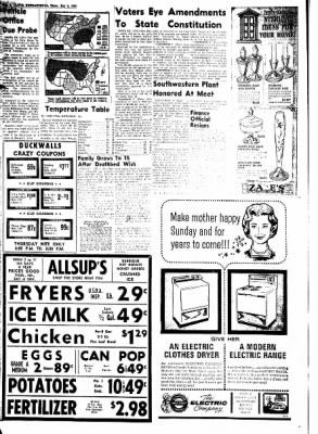 Clovis News-Journal from Clovis, New Mexico on May 6, 1965 · Page 2