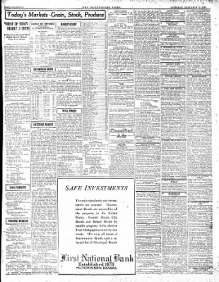 The Hutchinson News from Hutchinson, Kansas on November 15, 1924 · Page 14