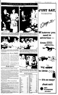 The Baytown Sun from Baytown, Texas on August 21, 1987 · Page 19