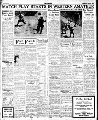 The Paris News from Paris, Texas on July 12, 1934 · Page 8