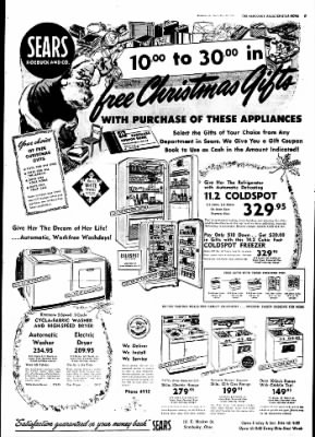 The Sandusky Register from Sandusky, Ohio on December 15, 1955 · Page 17