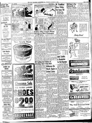 The Daily Register from Harrisburg, Illinois on January 15, 1948 · Page 5