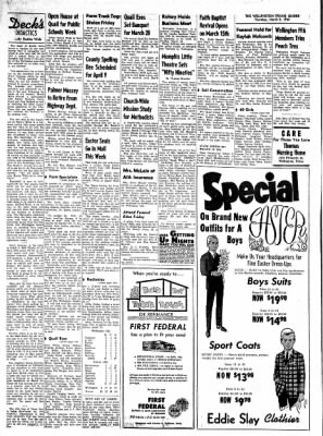 The Wellington Leader from Wellington, Texas on March 5, 1964 · Page 10