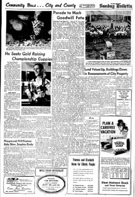 The Racine Journal-Times Sunday Bulletin from Racine, Wisconsin on July 4, 1965 · Page 6
