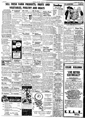 Hope Star from Hope, Arkansas on June 19, 1961 · Page 4