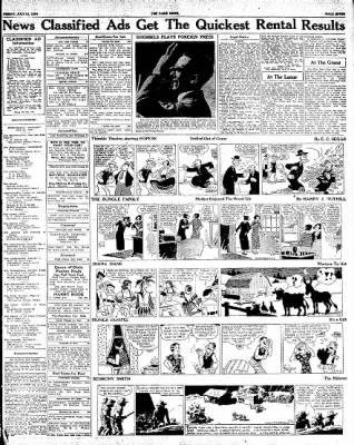 The Paris News from Paris, Texas on July 13, 1934 · Page 7
